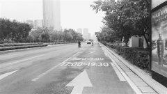 郑州22条常规公交专用道本月中旬将
