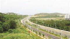 漳州沿海大通道龙海段全线已通 全