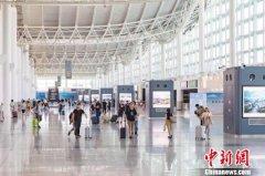杭州萧山国际机场预计国庆期间旅