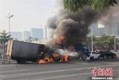 广东湛江开发区新溢香酒店路段5车