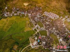 北京市房山区东村村等150个村落推