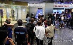 10月1日到7日通过仁川国际机场入境