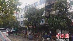 浙江省温州市龙湾区一民房发生火