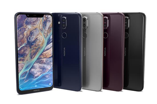 Nokia X7发布售价1699-2499元 蔡司加持强化拍照功能