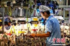 前三季度广东规模以上工业增加值