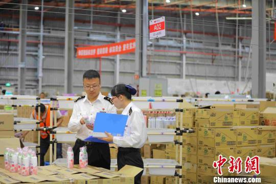 广东省加工贸易进出口占比降至36.4%