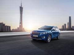 Jeep自由光高性能四驱SUV界强势C位出道!途观探岳