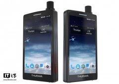 全球首款安卓系统卫星手机亮相 售价999英镑
