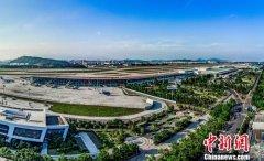 福州长乐国际机场第二轮航站楼扩