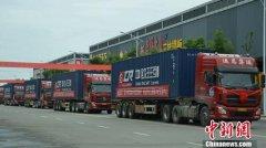 前11个月中国外贸数据公布 进出口