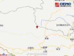 12月11日8时21分西藏那曲市安多县发