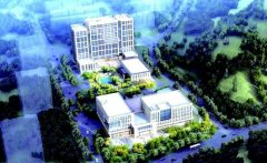 济南首个民生服务综合体开建 位于