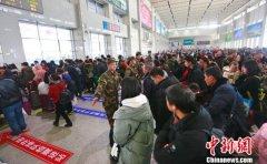 三峡宜昌铁路春运预计发送旅客2