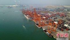 今年1月中国进出口总额2.73万亿元