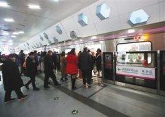 北京地铁13号线西段将从2月17日起恢