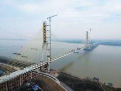 池州长江大桥预计3月底合龙 6月底