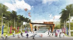 深圳北站中心公园力争今年底完工