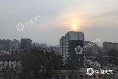 明天北京最高气温可达21-24℃ 将连
