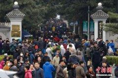 今年北京祭扫点增至222处 群众祭扫