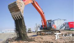乌鲁木齐市65项重点基建项目集中开