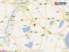4月6日11时33分南京市溧水区发生2