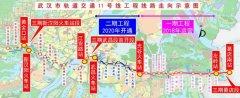 武汉至鄂州地铁动工 建设工期为