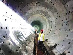 南宁地铁4号线新进展 那历村站至那