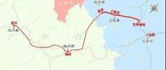 双龙铁路龙岩段9月开工 工程施工期