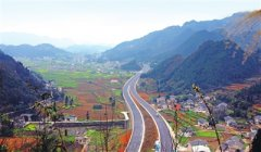 贵州绥正高速将于9月底全线通车