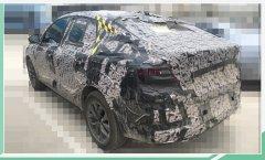 雷诺全新轿跑SUV曝光 望搭载2.0L与2.5L自然吸气发动
