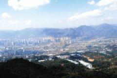 昆明五华石盆寺片区将建两个郊野