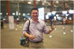 走出趣员工范传忠:我的新加坡工