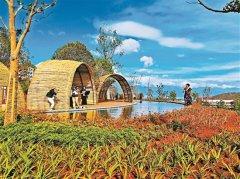 大理秀北山森林公园建成开放 生态