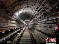 北京地铁7号线东延全线轨通 预计