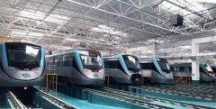 西安北站到机场的城际铁路今年底