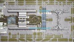 上海浦东机场飞行区下穿通道竣工
