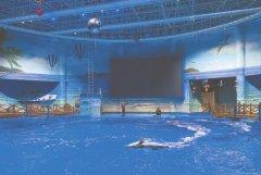 世界海拔最高海洋馆8月18日在西宁