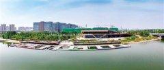 历经65个日夜 郑州民族运动会龙湖