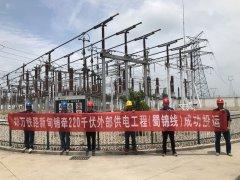 郑万铁路南阳段外部供电工程全部