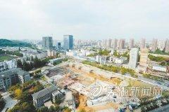 芜湖主城区将添一座大型地下停车