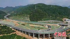 甘肃首条PPP公路项目两徽高速明日