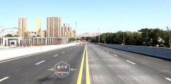 哈尔滨香坊果园街跨铁路立交桥开