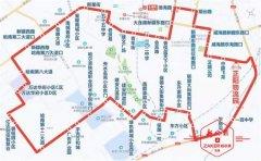 哈尔滨南新区公交环线开通 票价为