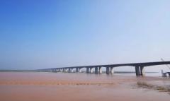 官渡黄河大桥本月底前正式通车 路