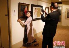 《百家绘中国》中美书画艺术交流巡展在旧金山开
