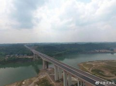 潼荣高速将于今年年底建成通车 全