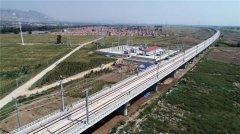 京张高铁全线送电 长174公里