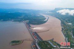 三峡水库启动2019年试验性蓄水 水位