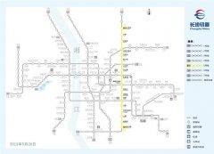 长沙地铁5号线力争年底通车试运行