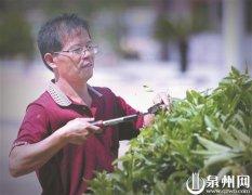 泉州惠安县乡村教师坚守乡间小学33年 见证时代变